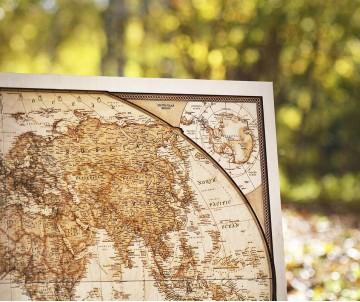"Карта мира ""National Geographic"""